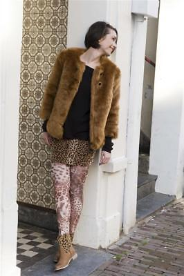 ose Modell:Leopard Skin Tights Gr. L (Leopard Strumpfhose)