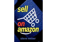 Sell On Amazon by Steve Weber BOOK (Paperback) - Very Good Condition