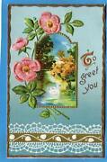 Flower Postcards