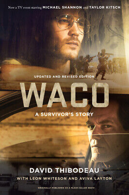 Waco: A Survivor's Story by David Thibodeau ⚡⚡[P/-D/-F]⚡⚡