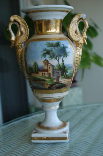 Old Paris Ceramics Amp Porcelain Ebay