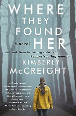 Where They Found Her  A Novel By Kimberly Mccreight
