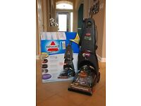 LARGE BISSELL CARPET VACUUM CLEANER AS NEW RRP 400