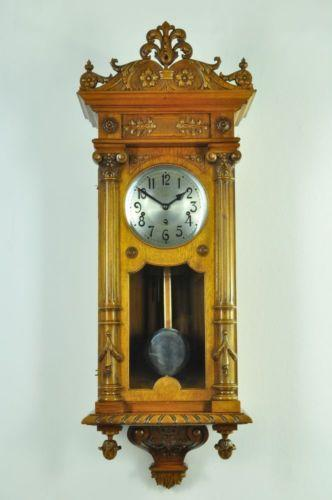 Clock Antique Westminster Wall Ebay