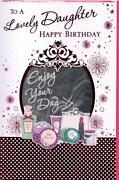 Daughter Birthday Verse