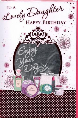 Daughter Verse Birthday Cards