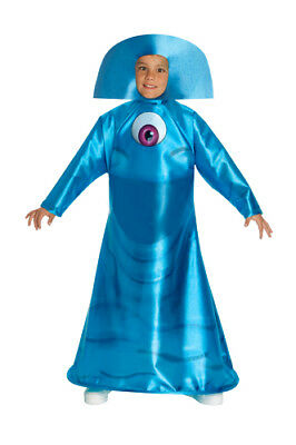 Monsters VS. Aliens Bob Child Costume size Small](Monsters Vs Aliens Costumes)