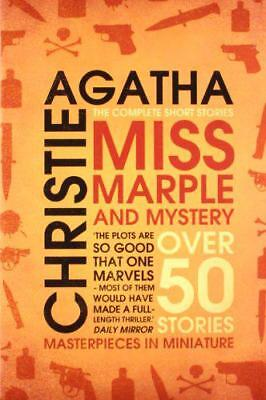 Miss Marple and Mystery: The Complete Short Stories by Agatha Christie, NEW