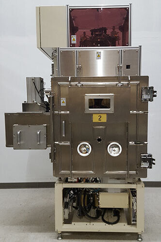 Ulvac Stainless Vacuum Chamber  Tag # 2