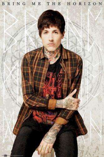 Oliver Sykes: Clothing, Shoes & Accessories | eBay Drop Dead Clothing History