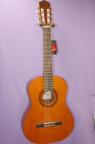 acoustic guitar with nylon strings ebay. Black Bedroom Furniture Sets. Home Design Ideas