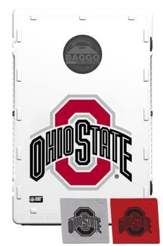 Ohio State Buckeyes Baggo Bean Bag Toss Game