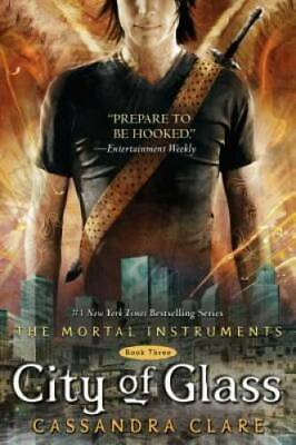 City of Glass (The Mortal Instruments, Book 3) - Paperback - VERY GOOD