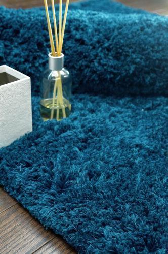 Solid Blue Area Rug Ebay