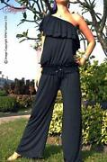Ladies Evening Jumpsuits