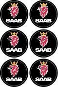 Saab 9-3 Decal