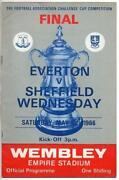 Everton 1966 F A Cup Final