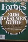 Forbes Magazine Back Issues