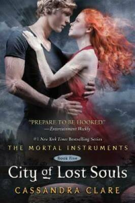City of Lost Souls (The Mortal Instruments) - Paperback - GOOD