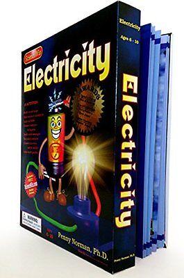 New ScienceWiz Electricity Kit Science Educational Set for Children Kids Fun