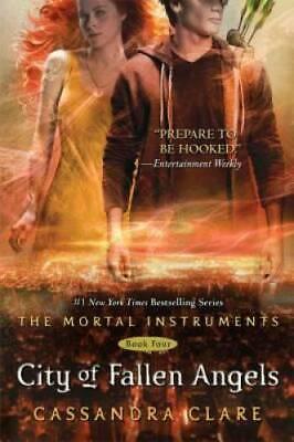 City of Fallen Angels (Mortal Instruments) - Paperback - GOOD