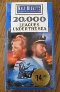 20,000 Leagues Under The Sea VHS