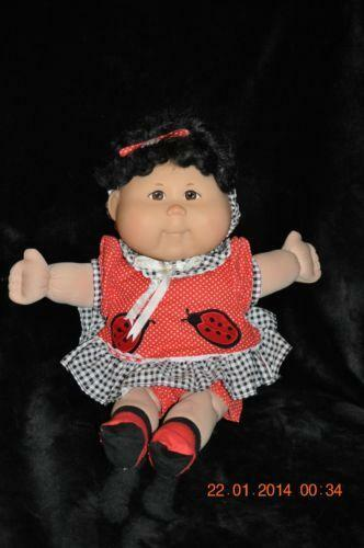 Cabbage Patch Asian Ebay