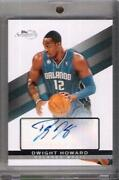 Dwight Howard Autograph