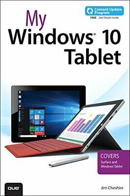 My Windows 10 Tablet  includes Content Update Program   Covers Window for sale  Shipping to India