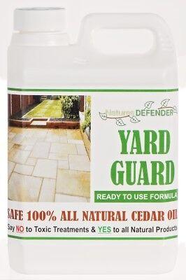 Yard-guard Spray (Yard Guard 2000ml Natural Lawn & Garden Insect Control Spray)