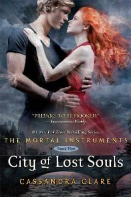 City of Lost Souls (The Mortal Instruments) - Hardcover - GOOD