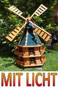 Windmühle Holz