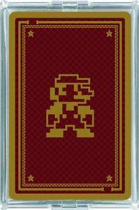 NINTENDO / Mario Trump / Dot / Playing Cards / Rare