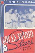 Hollywood Stars Baseball