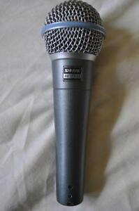 Shure Beta 58A Used