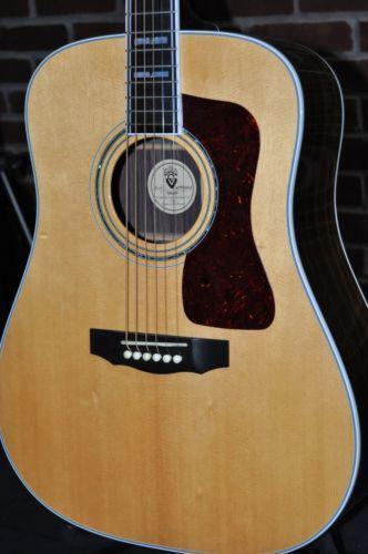 guild d55 guitar ebay. Black Bedroom Furniture Sets. Home Design Ideas