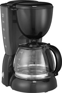 Coffeemaker - 10-Cup Drip Coffeemaker On/off button