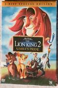 Disney Lion King DVD