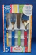 Mickey Mouse Flatware