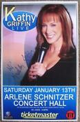 Kathy Griffin Signed