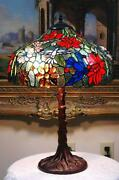 Tiffany Hummingbird Lamp