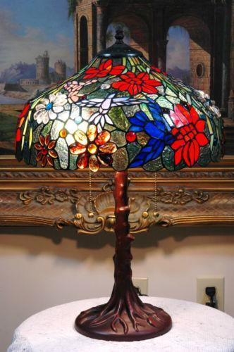 Tiffany Hummingbird Lamp Ebay
