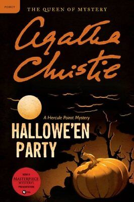 Poirot Halloween Party (Halloween Party: A Hercule Poirot Mystery (Hercule Poirot Mysteries) by Agatha)