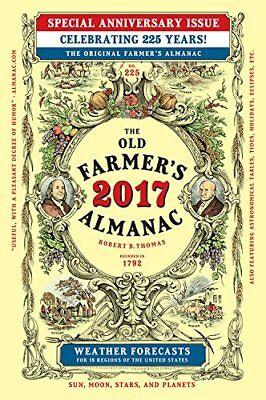 The Old Farmers Almanac 2017  Trade Edition  Spec
