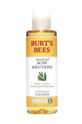 Burt's Bees Natural Acne Solutions Purifying Gel Cleanser  5 fl.oz.