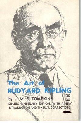 The Art of Rudyard Kipling