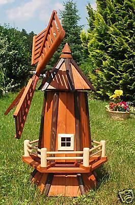 * Windmühle Windmühlen imprägniert und kugelgelagert Wm77 für den Garten