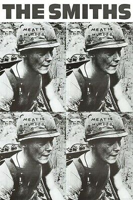 """THE SMITHS MEAT IS MURDER MORRISSEY poster 24"""" x 36"""""""