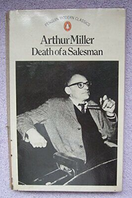 Death Of A Salesman, Arthur Miller, Used; Good Book
