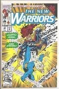 The New Warriors Comic